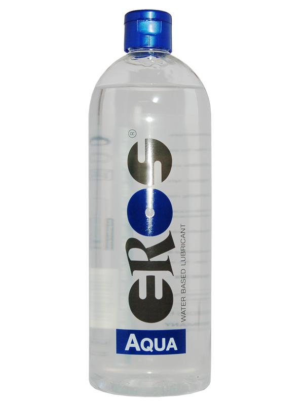 Lubrykant Eros Aqua na bazie wody 250 ml butelka