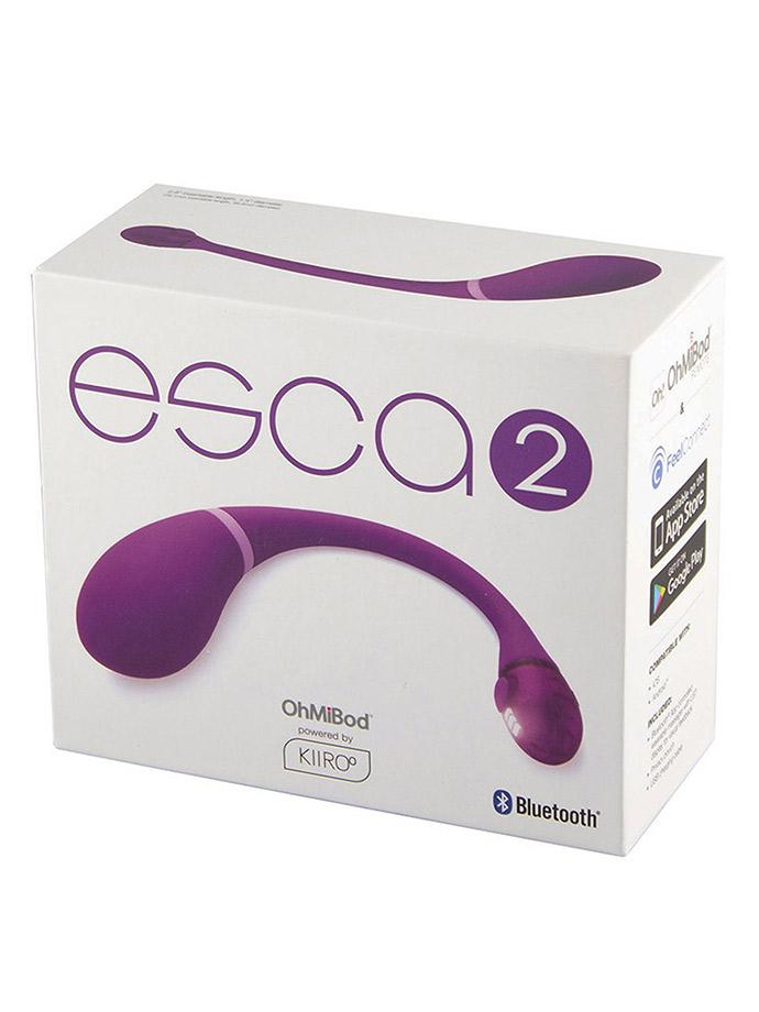 OhMiBod Esca 2 Remote Interactive Vibrator