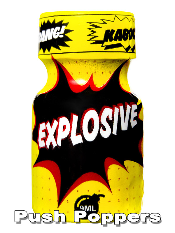 Poppers EXPLOSIVE - mały