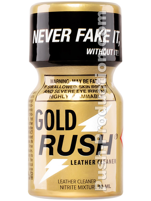 Poppers GOLD RUSH - mały
