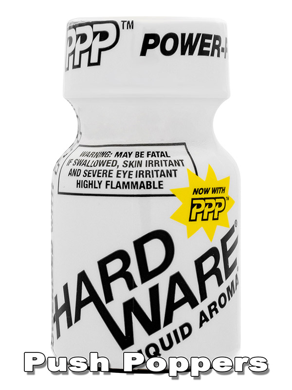 Poppers HARDWARE LIQUID 9 ml