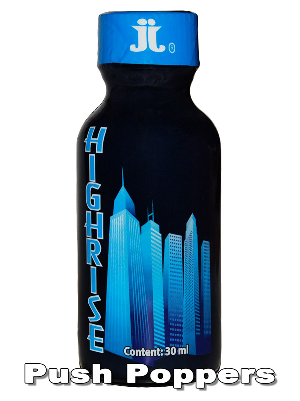Poppers HIGHRISE CITY 30 ml