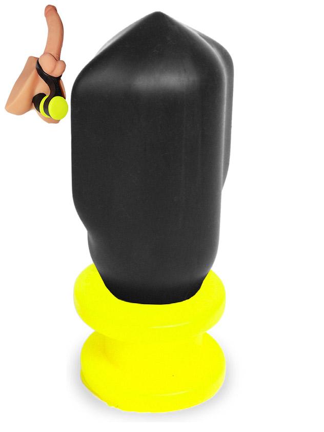 Hoolalass Plug Hydro - żółty