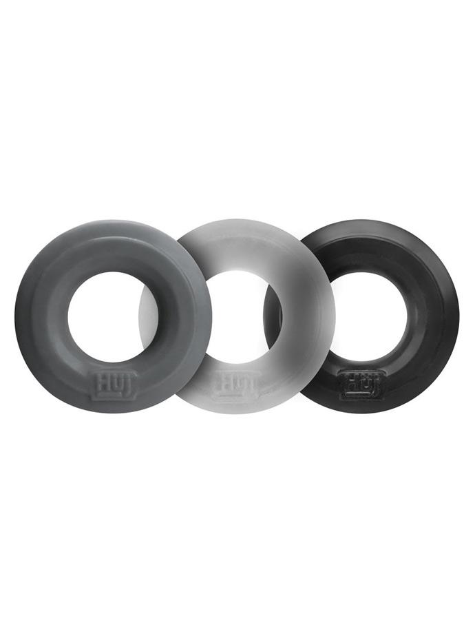 Hünkyjunk - C-Ring Multipack - Tar + Ice + Stone