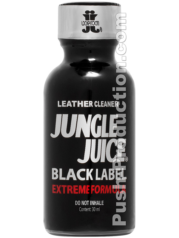 Poppers JUNGLE JUICE BLACK LABEL 30 ml