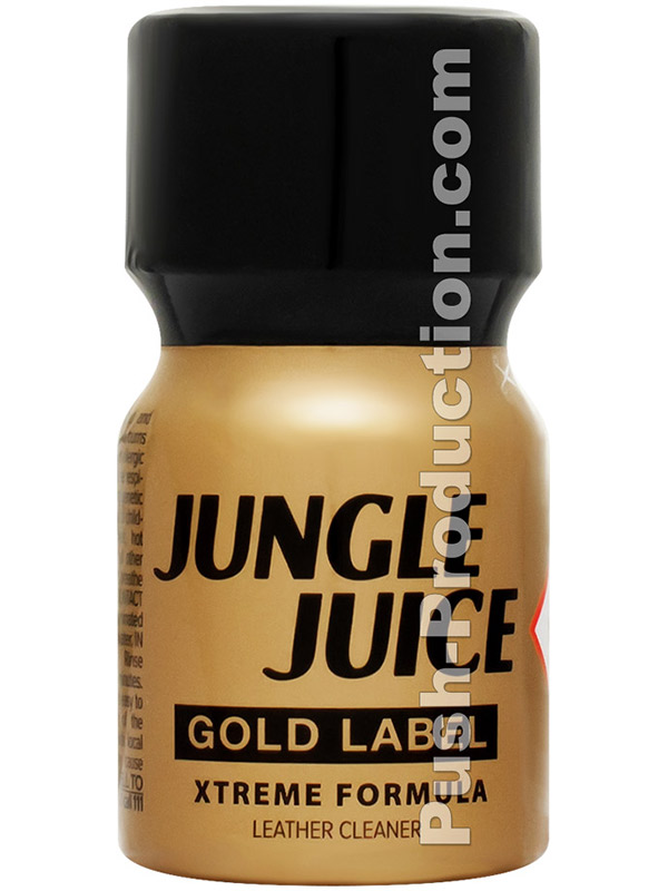 Poppers JUNGLE JUICE GOLD LABEL - mały