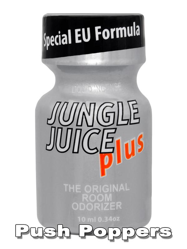 Poppers JUNGLE JUICE PLUS EU 10 ml