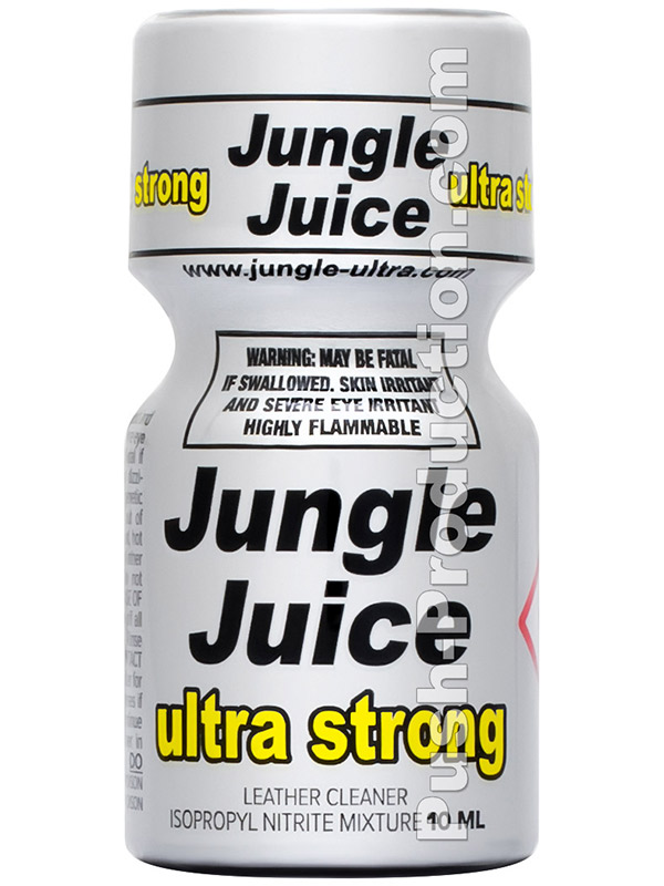 Poppers JUNGLE JUICE ULTRA STRONG - mały