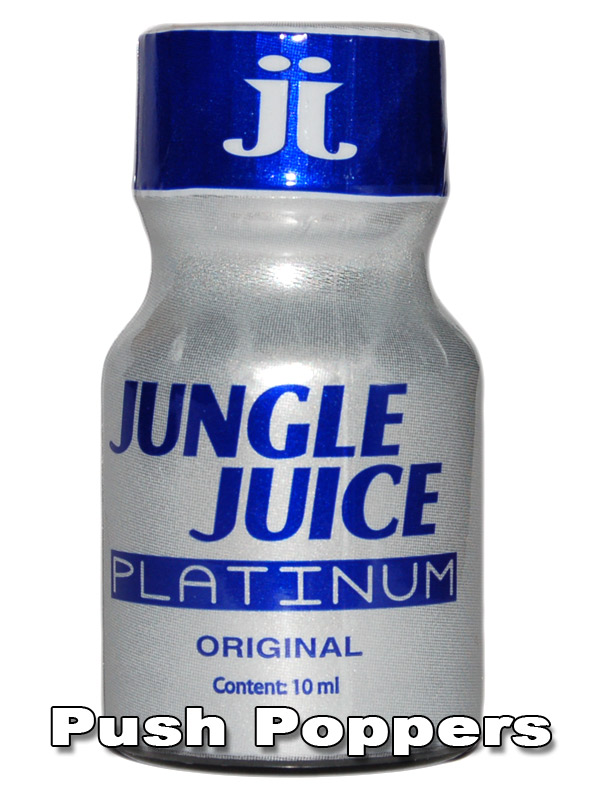 Poppers JUNGLE JUICE PLATINUM - mały