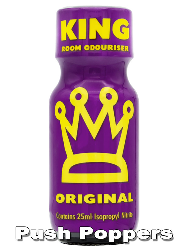 Poppers KING 25 ml