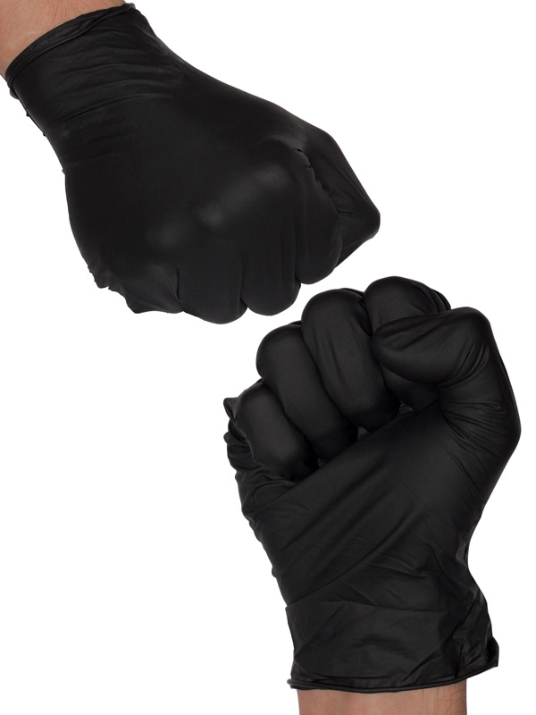 Rękawiczki lateksowe fisting 10 szt.
