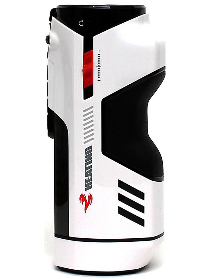 Leten - Future Pro Heating Masturbator - White