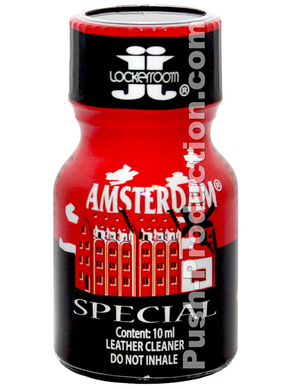 Poppers AMSTERDAM SPECIAL - mały