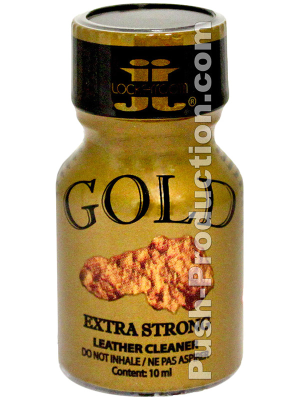 Poppers GOLD EXTRA STRONG - mały