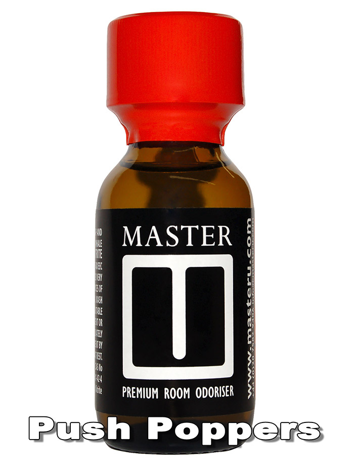 Poppers MASTER 25 ml