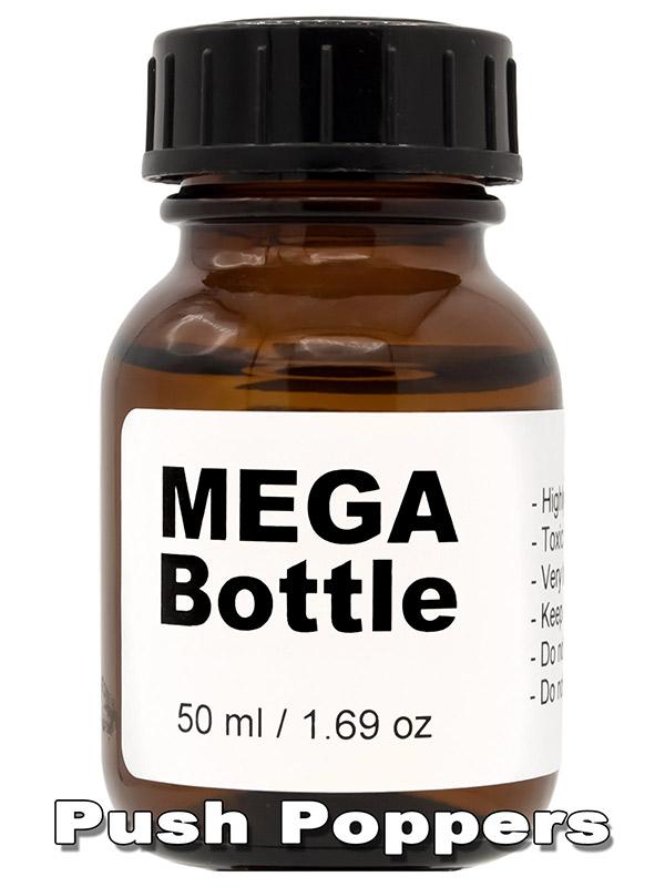 Poppers MEGA BOTTLE XXL 50 ml