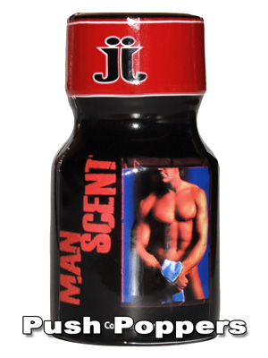 Poppers MAN SCENT - mały