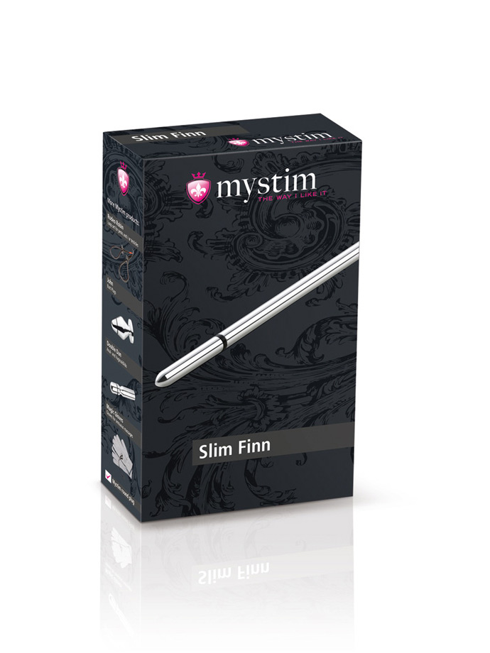 Sonda do cewki Mystim Slim Finn Dilator
