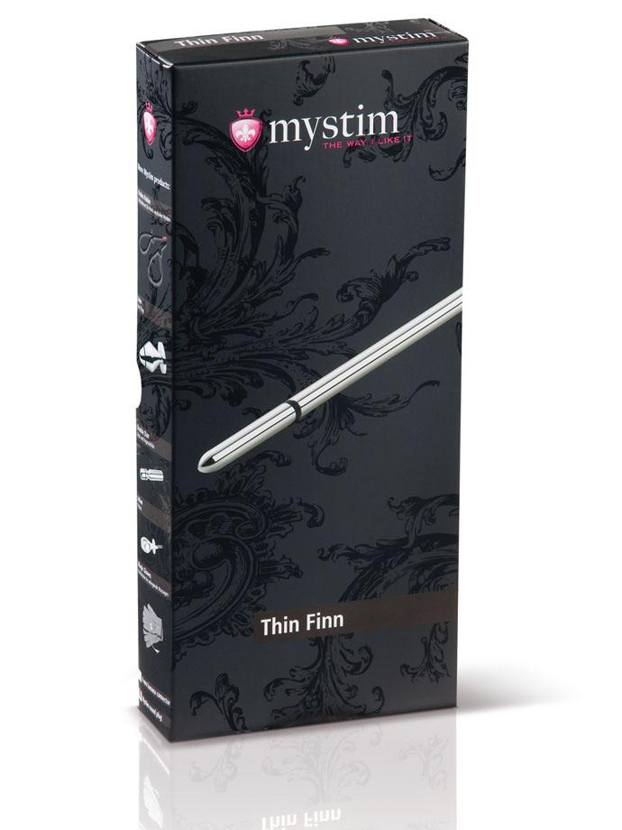 Sonda do cewki Mystim Thin Finn