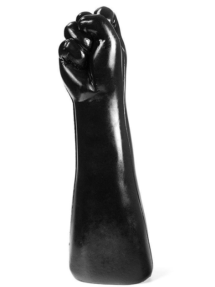 Dark Crystal Black Fist Dildo DC26