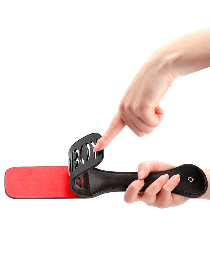 OUCH! Paddle - BAD BOY - Black