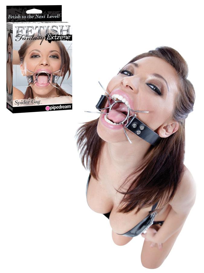 Fetish Fantasy Extreme - Spider Gag