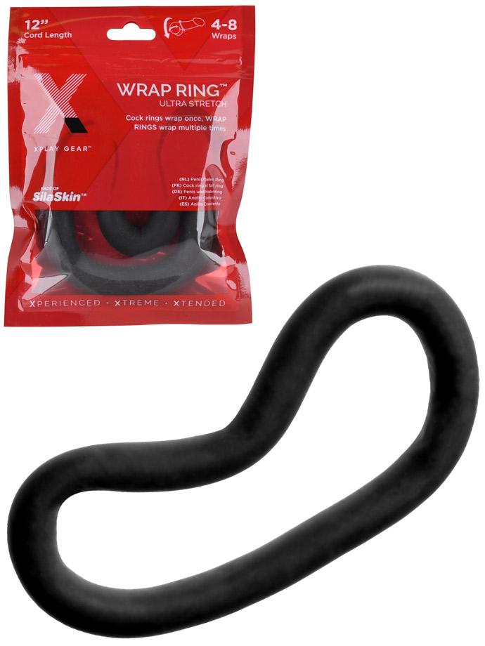 Xplay Gear - Wrap Cockring - 12 inch
