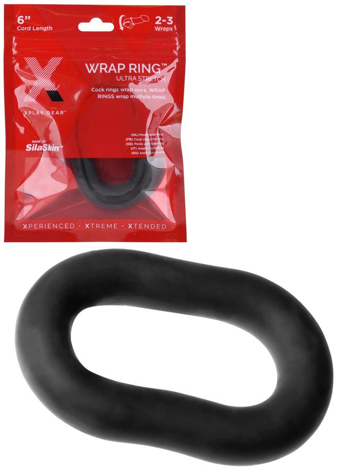 Xplay Gear - Wrap Cockring - 6 inch