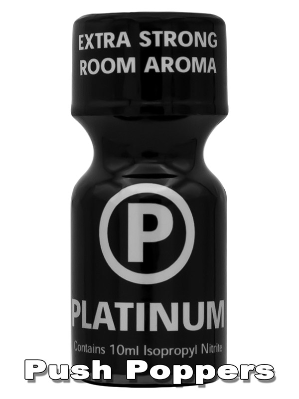 Poppers PLATINUM EXTRA STRONG - mały
