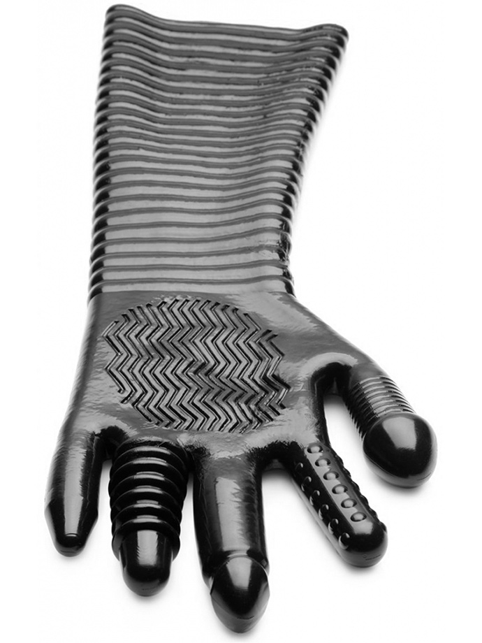 Pleasure Fister - Textured Fisting Glove