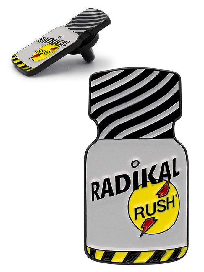 Przypinka Radikal Rush