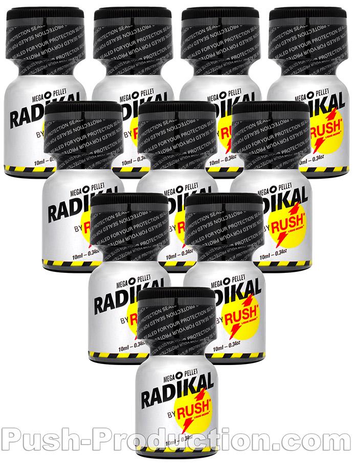 10 x Radikal Rush - mały