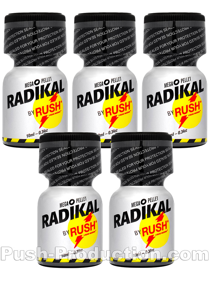 5 x Radikal Rush - mały