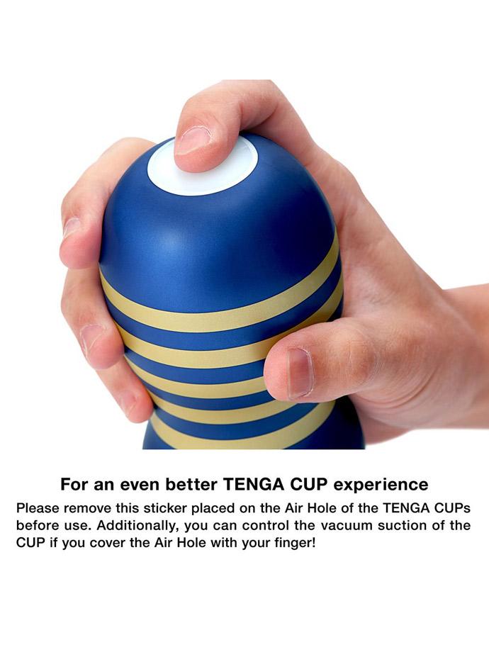 Tenga Premium - Dual Sensation Cup