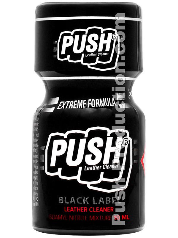 Poppers PUSH BLACK LABEL - mały