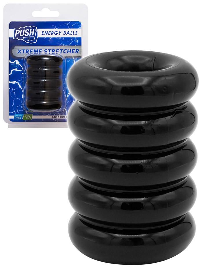 Push Energy Balls - Xtreme Stretcher