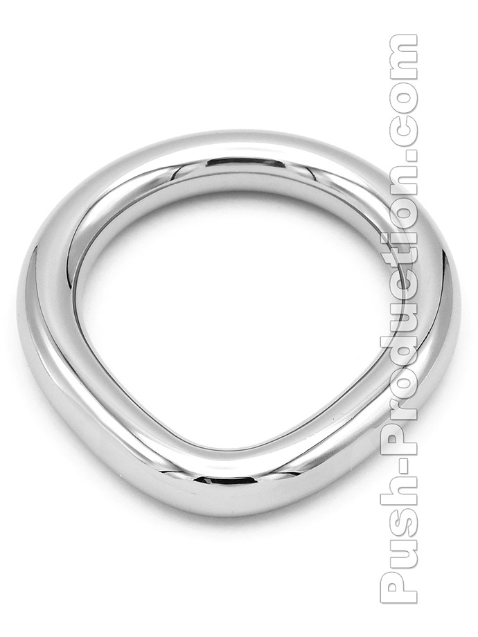 Push Steel - Jizz Ejector Cockring