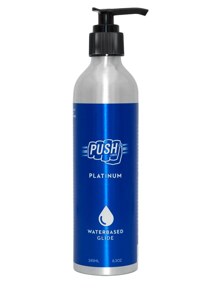 Push Platinum na bazie wody 245 ml