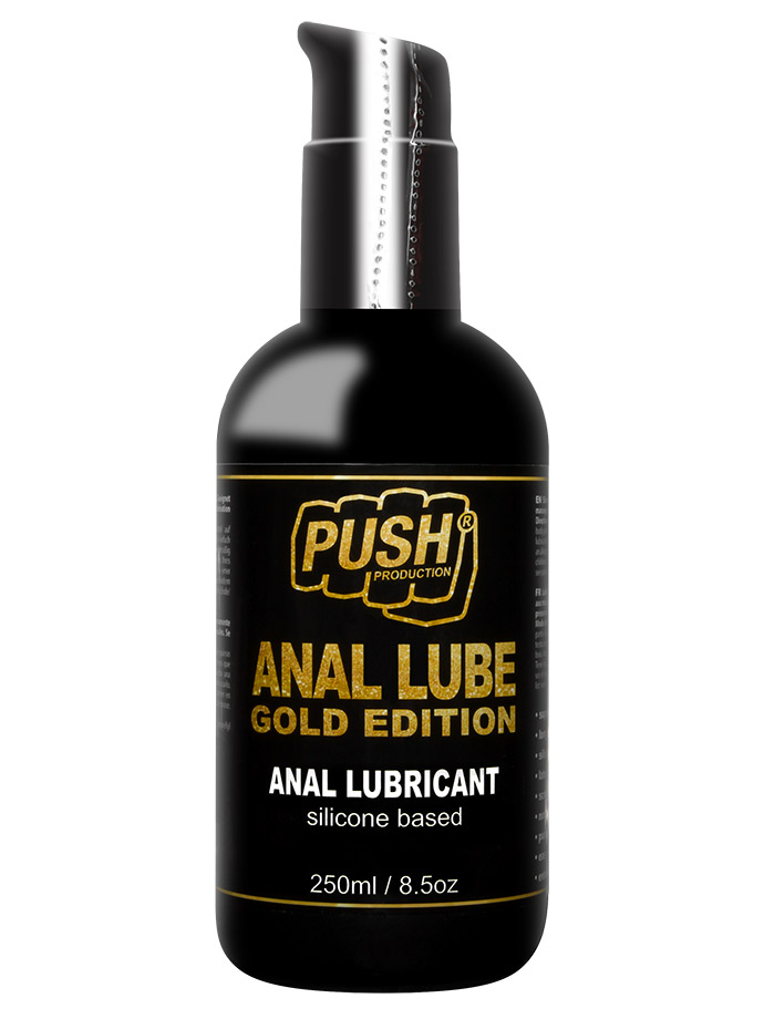 Żel analny Push Silicone Gold Edition 250 ml