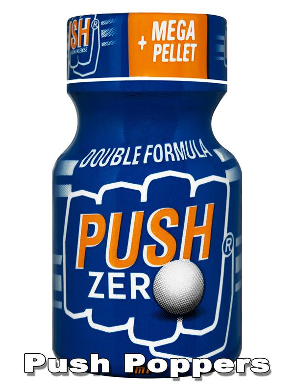 Poppers PUSH ZERO 9 ml
