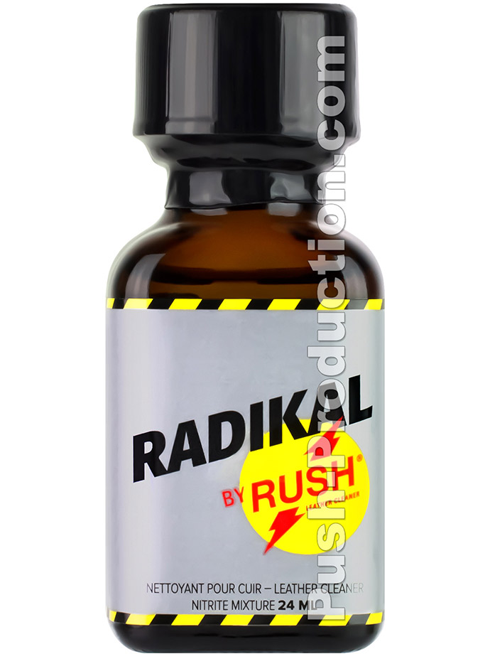 Poppers RADIKAL RUSH 24 ml