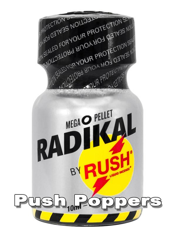 Poppers RADIKAL RUSH 10 ml
