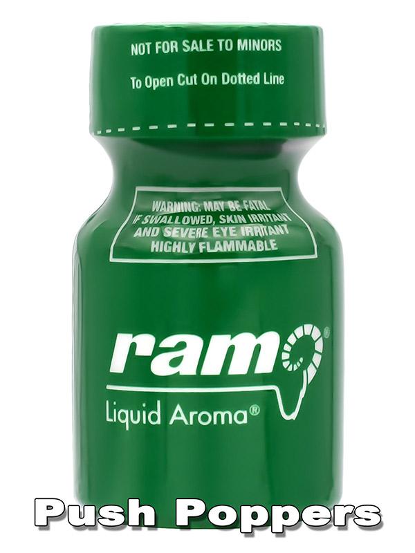 Poppers RAM LIQUID - mały