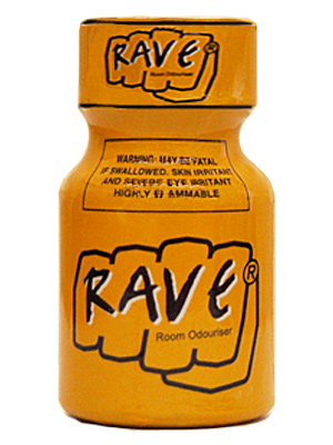 Poppers RAVE 9 ml