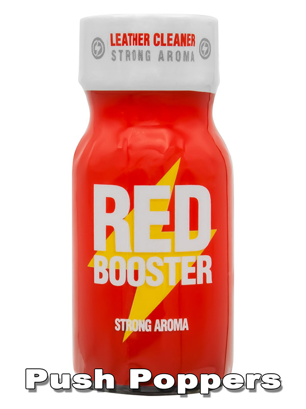 Poppers RED BOOSTER 10 ml