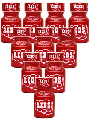 10 x REDS - PACK