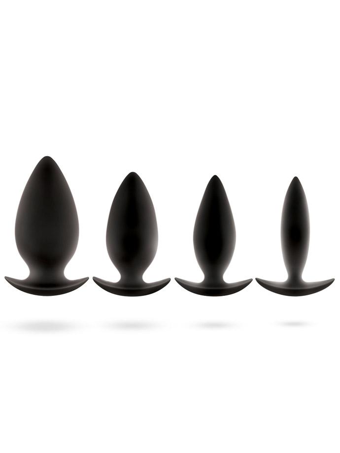Renegade - Spade Silicone Anal Plug - Small