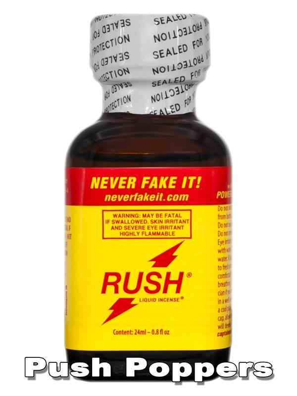 Poppers RUSH 24 ml