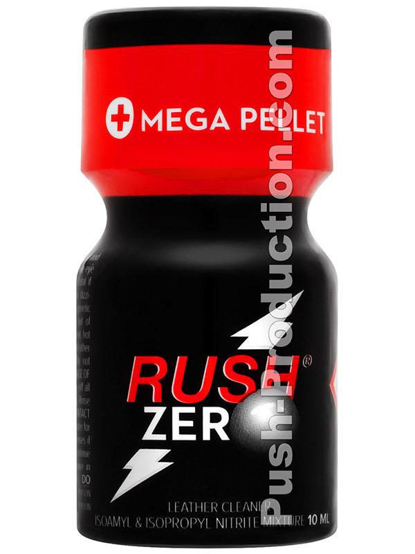 Poppers RUSH ZERO 10 ml