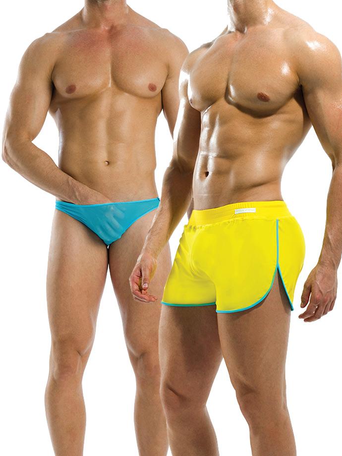 Modus Vivendi - Double - żółto-niebieskie